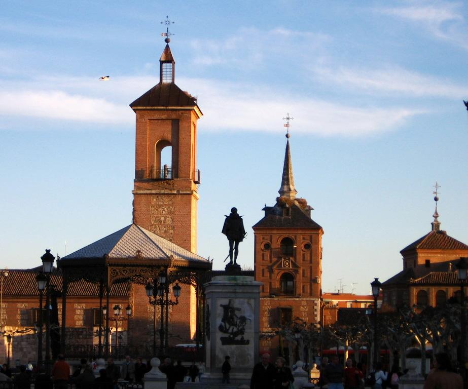 Rutas accesibles ciudades patrimonio de la humanidad - Spas en alcala de henares ...