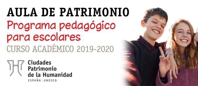 AULA DE PATRIMONIO